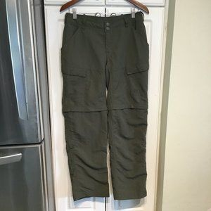 The North Face Nylon Cargo Convertible Hike Pants